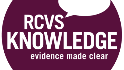 Royal College of Veterinary Surgeons (RCVS) Knowledge logo