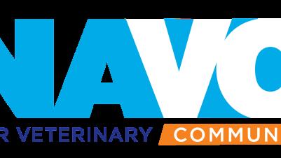 North American Veterinary Community (NAVC) logo